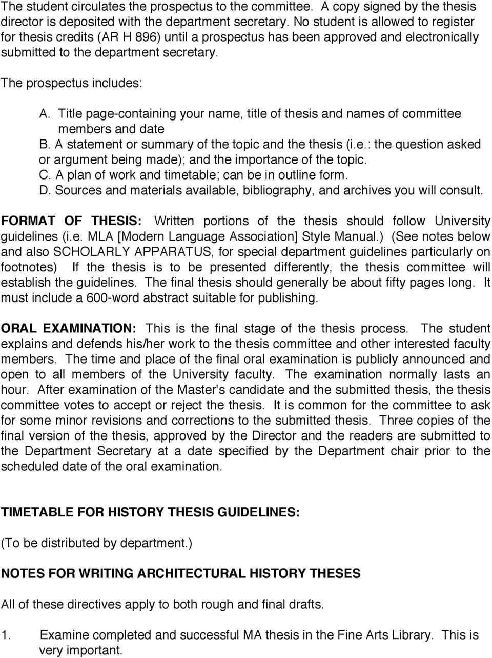 fgcu thesis guidelines