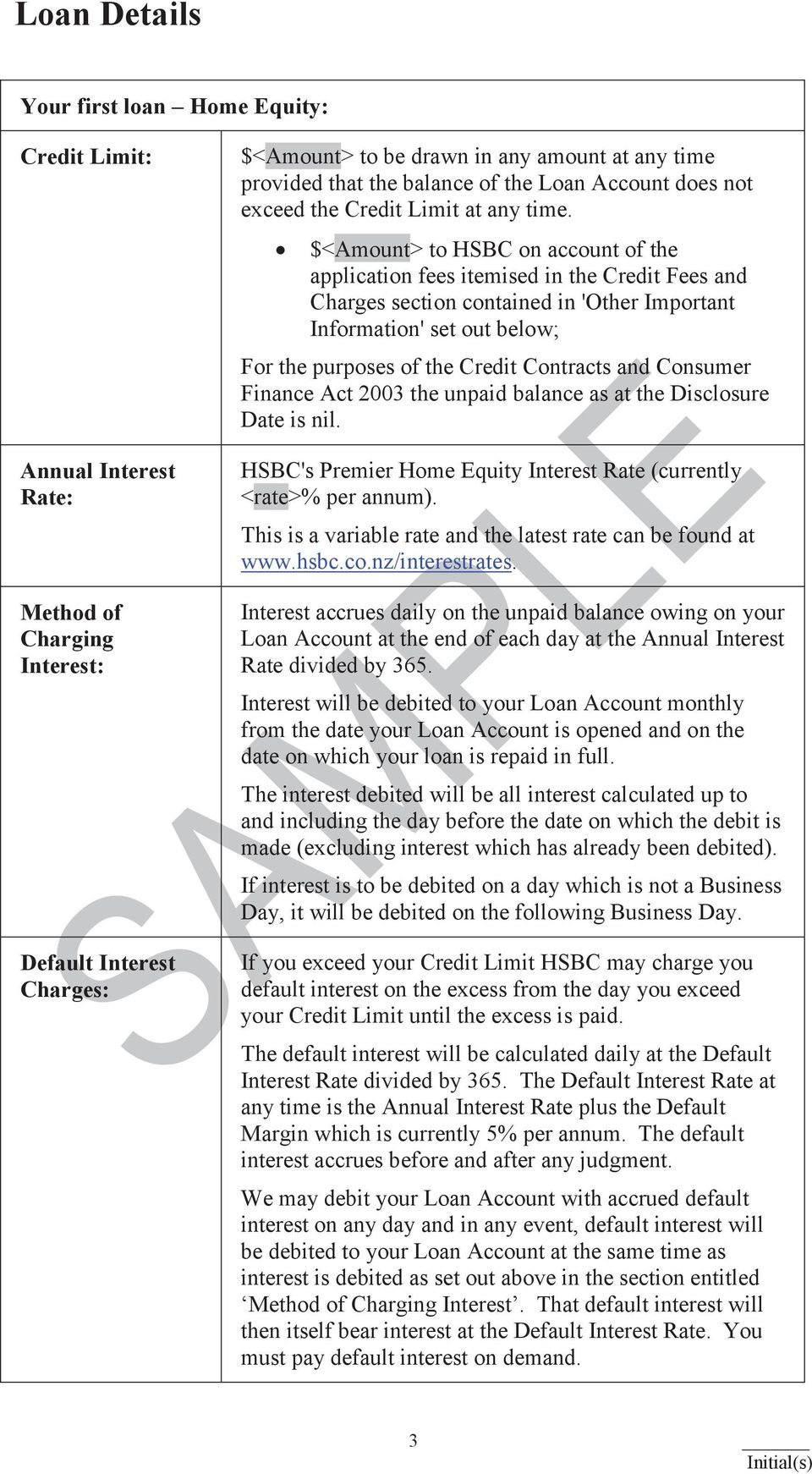 HSBC s Retail Banking and Wealth Management Fees and Charges