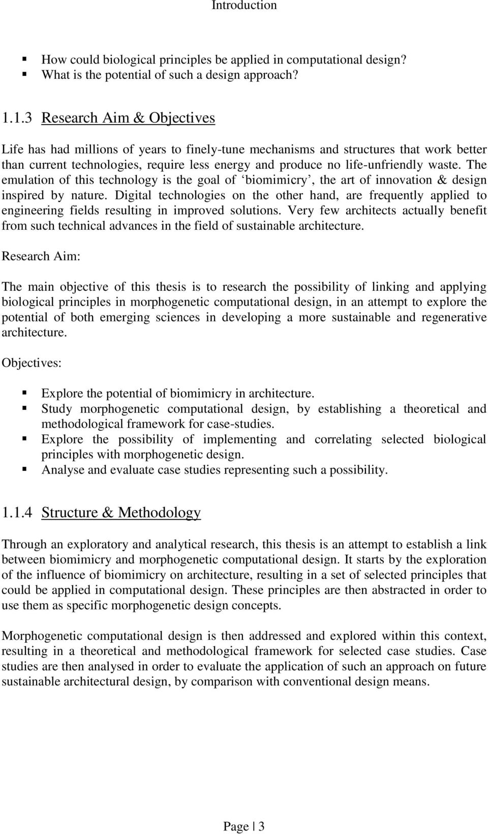 BIOMIMICRY AS A TOOL FOR SUSTAINABLE ARCHITECTURAL DESIGN A