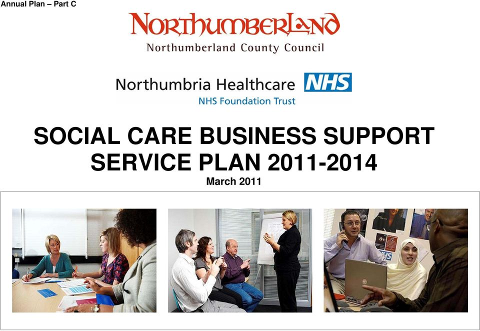 SUPPORT SERVICE PLAN