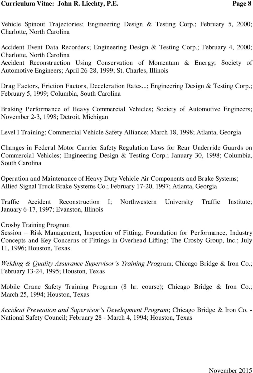 Mechanical Construction Rigging Engineer With Construction Services A Division Of Chicago Bridge Iron Co Pdf Free Download