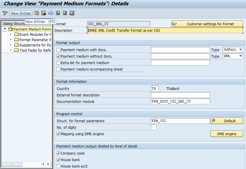 Steps to Create a DMEE Format - PDF
