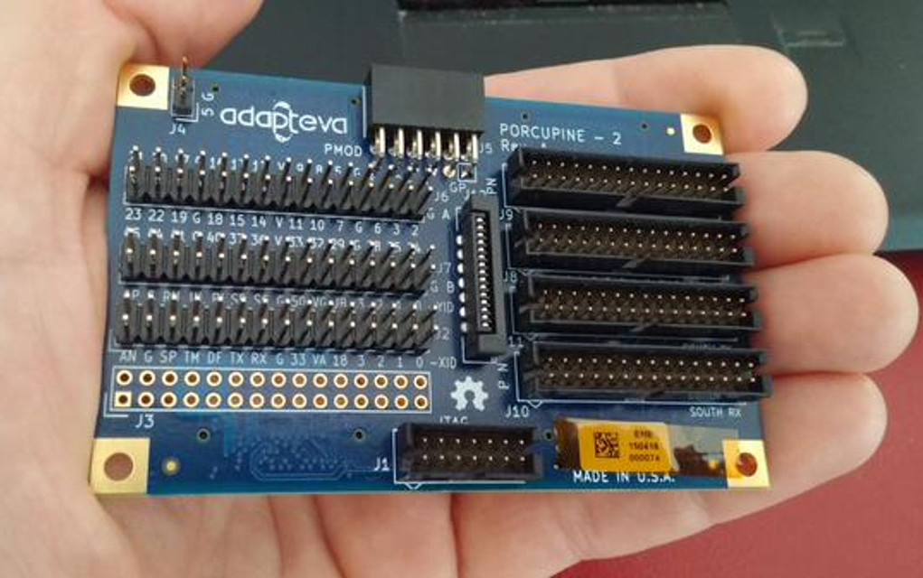 Implementing Software Defined Radio on the Parallella  by