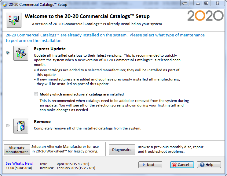 Installation Guide  Commercial Software  Catalog Content - PDF