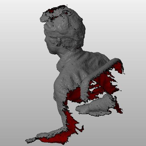 How to Use Kinect as A 3D Scanner - PDF