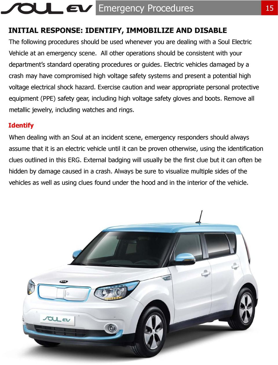 Contents  Introduction    Document Purpose    Vehicle