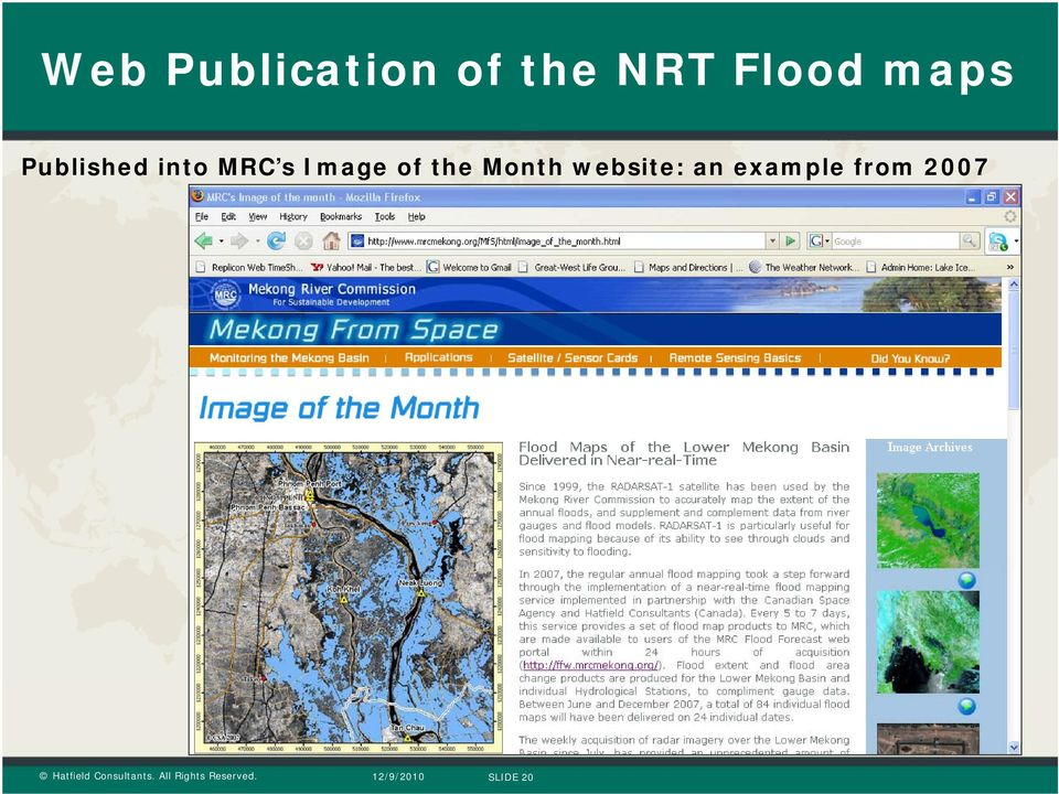 MRC s Image of the Month