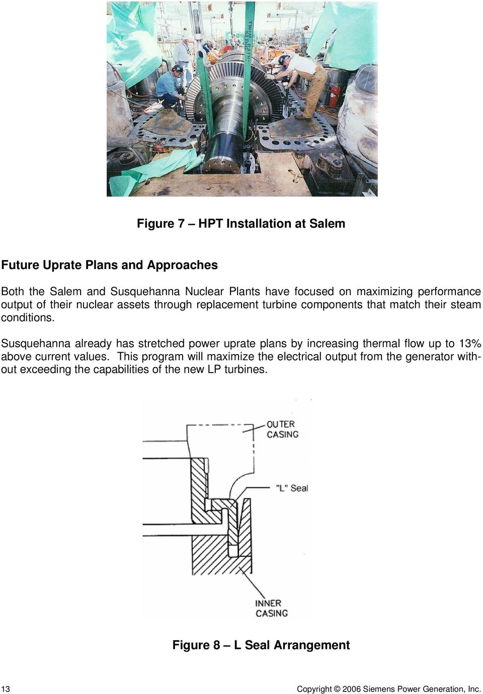 Turbine Modernization Projects At Susquehanna And Salem Nuclear Power Plant Flow Diagram Already Has Stretched Uprate Plans By Increasing Thermal Up To 13 Above