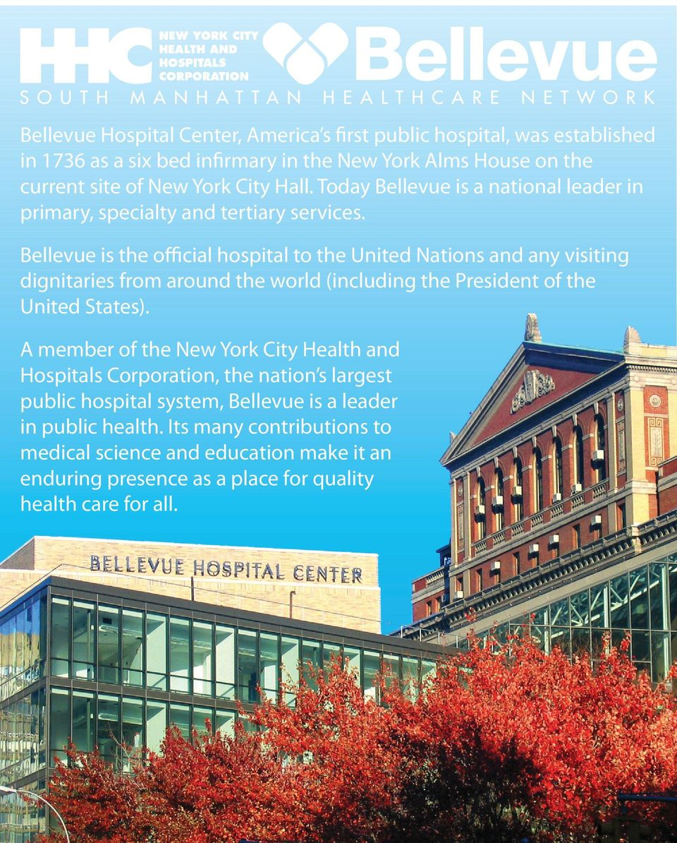 Bellevue Hospital Center. Bariatric Surgery Nutrition and Exercise ...