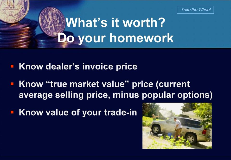 price Know true market value price (current
