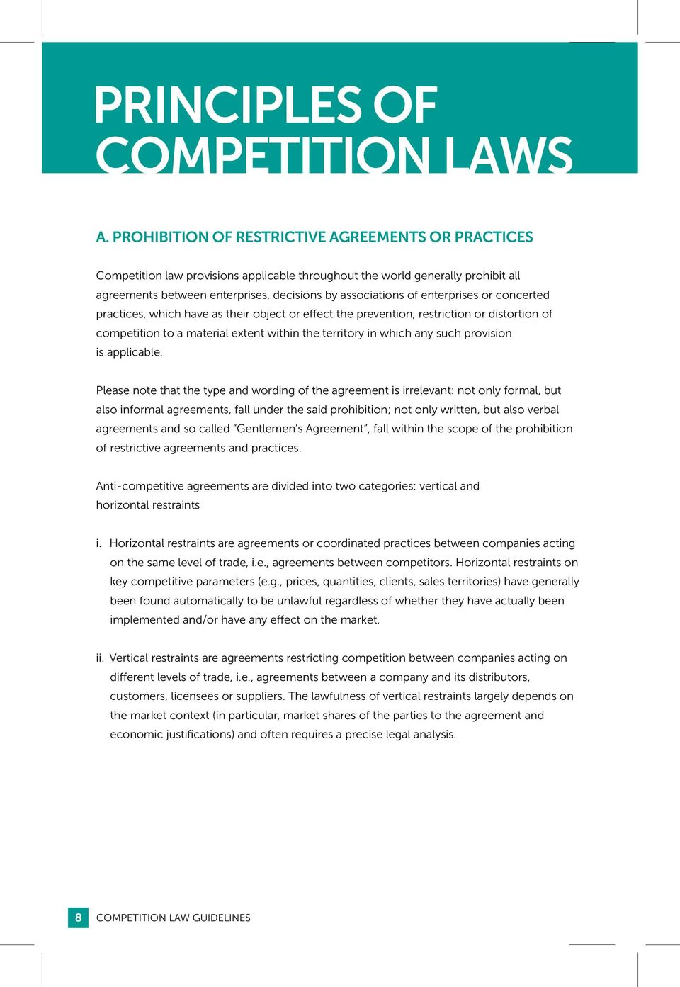 PETRONAS COMPETITION LAW GUIDELINES - PDF
