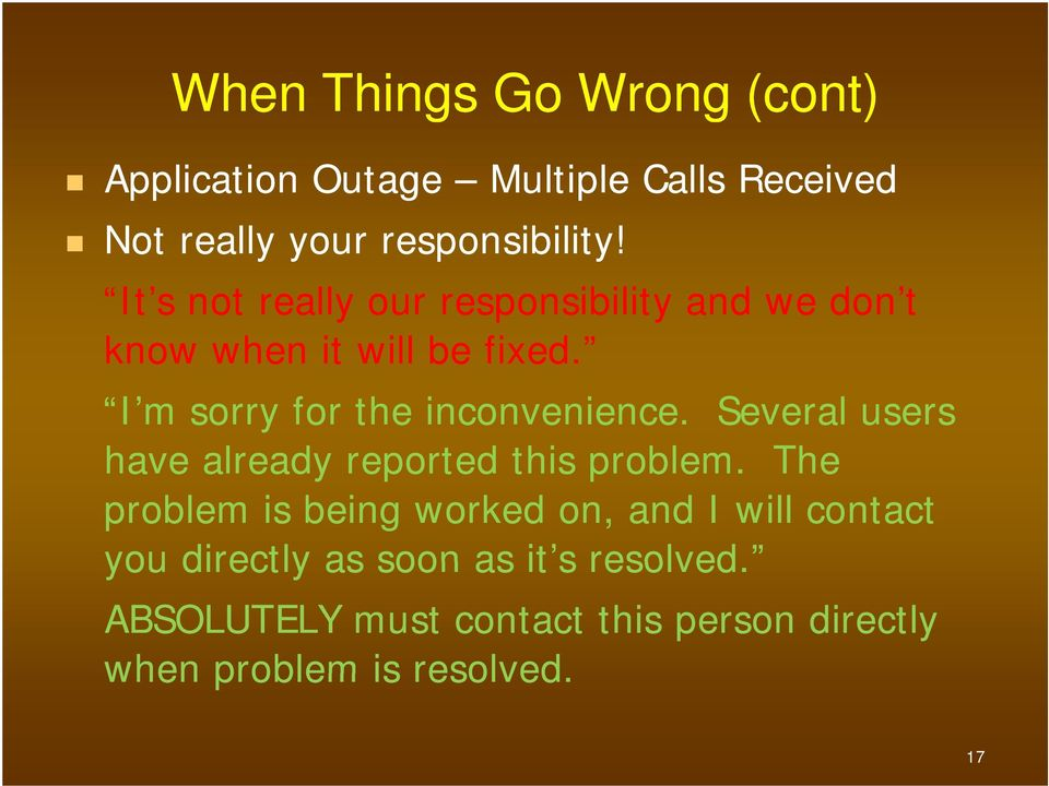 I m sorry for the inconvenience. Several users have already reported this problem.