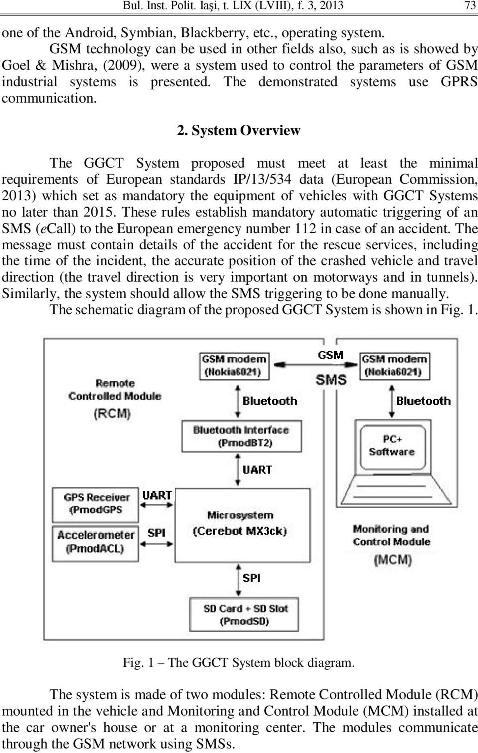 GPS AND GSM SYSTEM FOR THE DEVELOPMENT OF CAR TRACKING