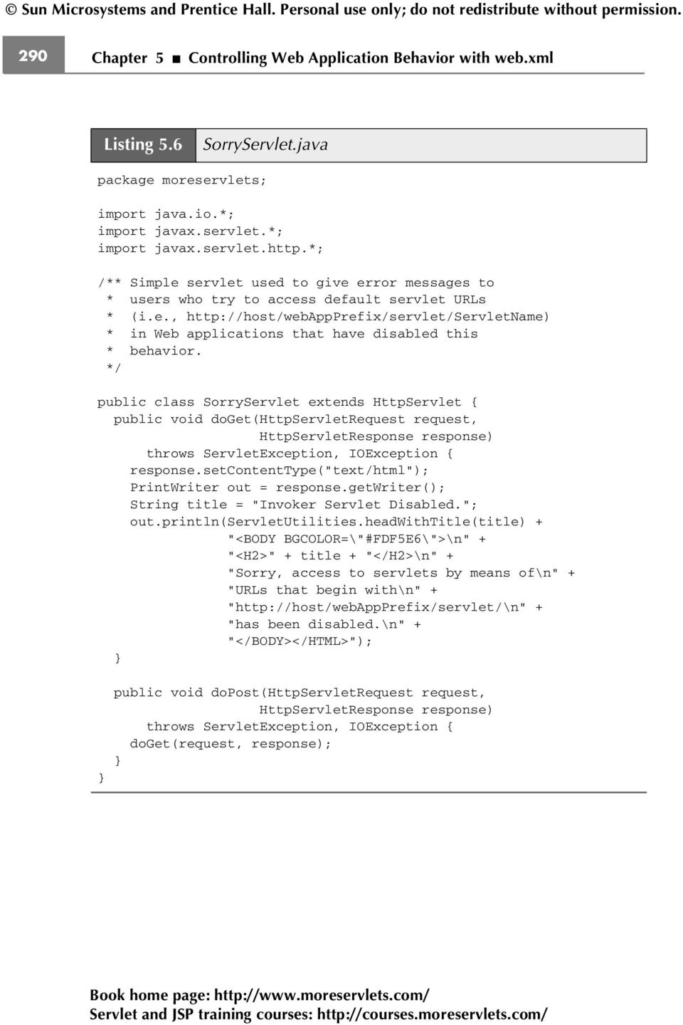 CONTROLLING WEB APPLICATION BEHAVIOR WITH - PDF