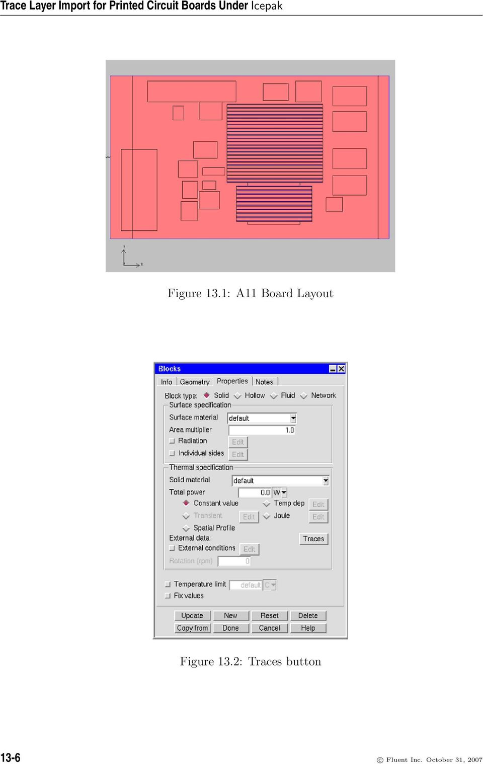 Trace Layer Import For Printed Circuit Boards Under Icepak Pdf Six Board 1 A11 Layout Figure 13