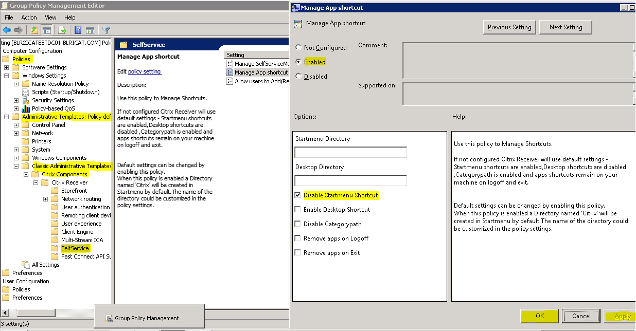 Upgrading from Citrix Receiver 3 4 to Receiver Step by step