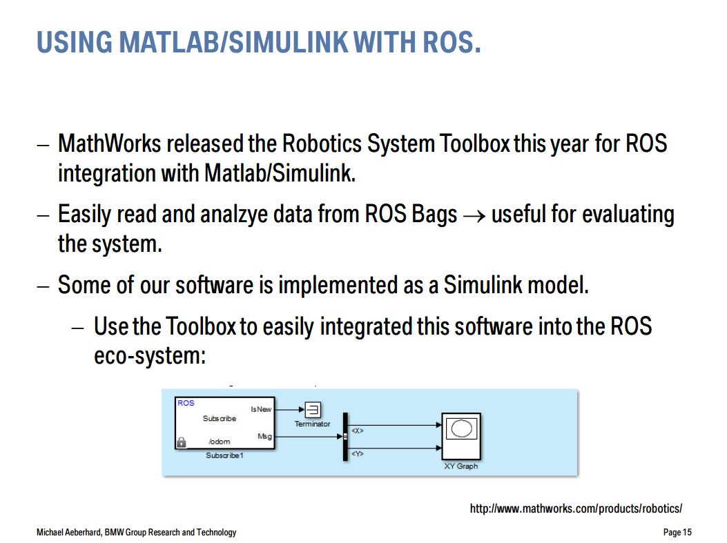 Robotics Applications Development Using Robotics System Toolbox - PDF