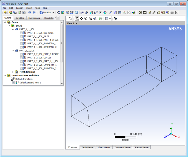ANSYS Polyflow Tutorial Guide - PDF