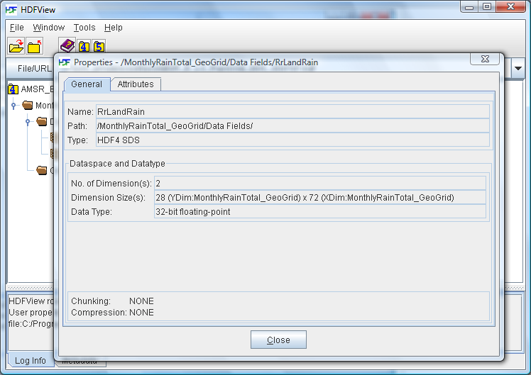 Usage of NCL, GrADS, PyHDF, GDL and GDAL to Access HDF Files
