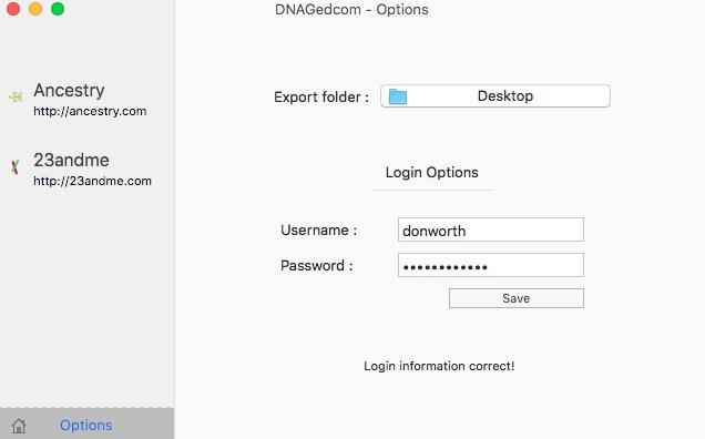 Welcome to the DNAGedcom Client - PDF