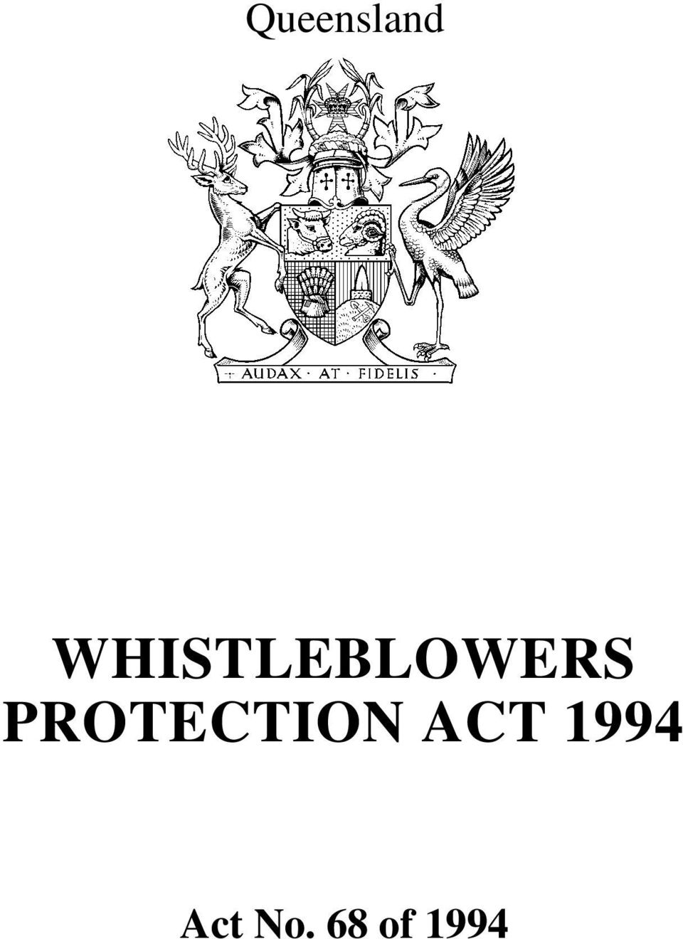 PROTECTION ACT