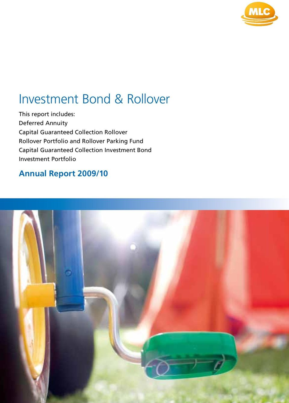 Portfolio and Rollover Parking Fund Capital Guaranteed