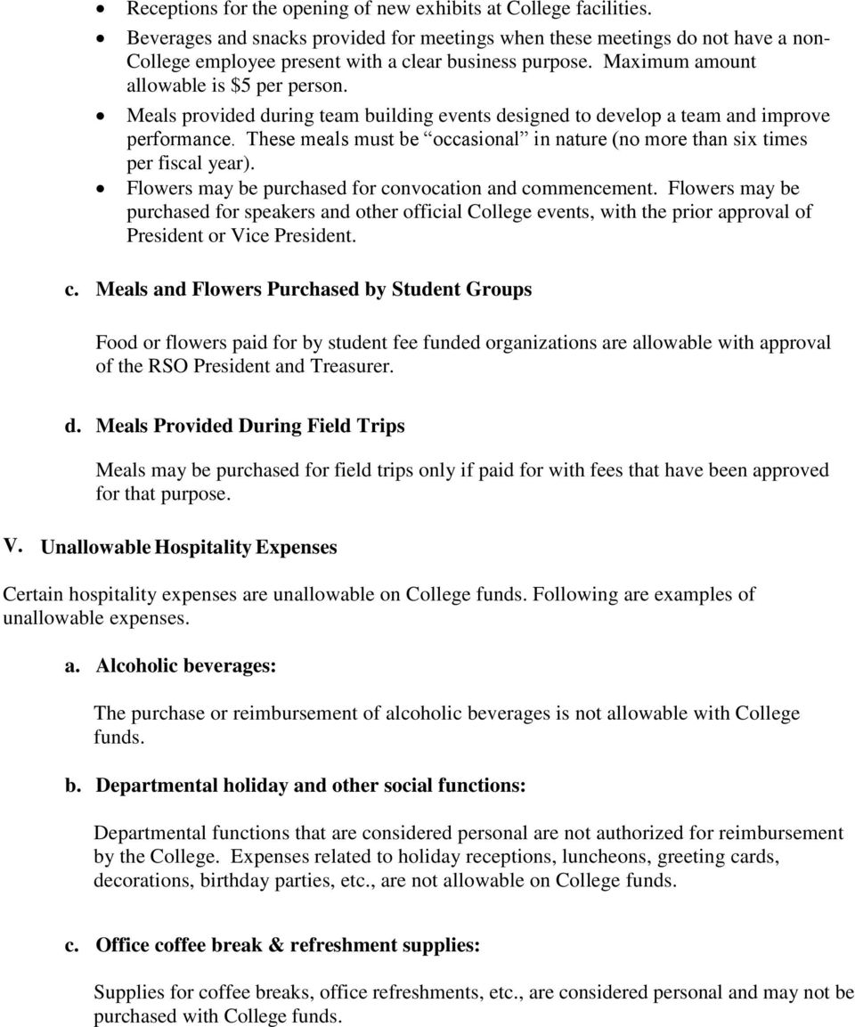 Policy 2-9: Hospitality and Entertainment Policy: Guest