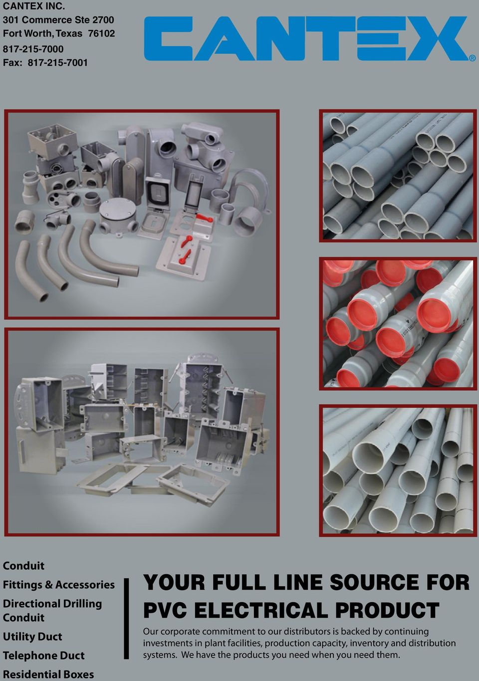 Conduit Fittings Accessories Directional Drilling Utility Electrical Pictures Duct Telephone Residential Boxes Your Full Line Source For Pvc