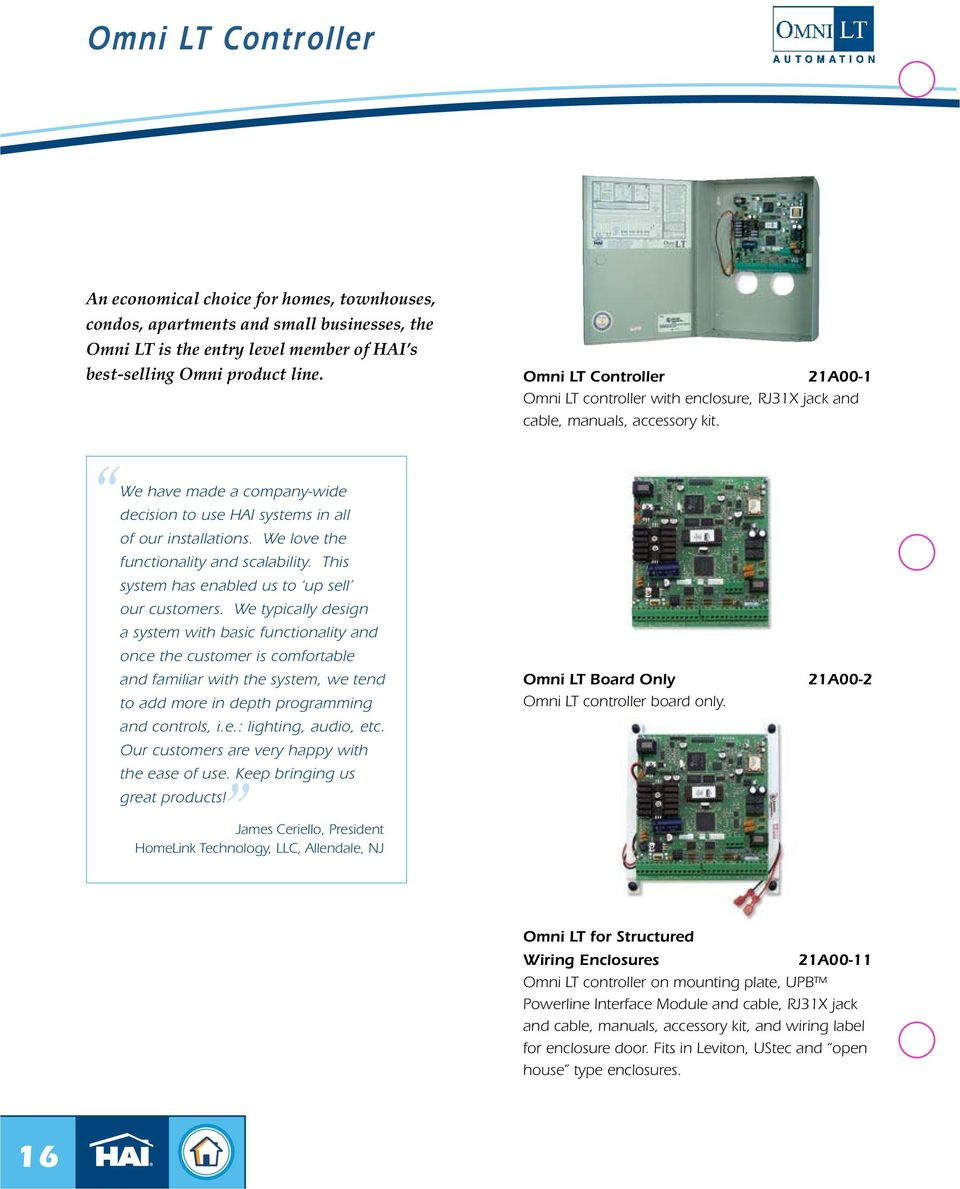 Home Control Systems Product Catalog Z Wave Support Now With Pdf Wiring Garage Lights Moreover Tiny House Screen Porch On We Love The Functionality And Scalability This System Has Enabled Us To Up Sell Our