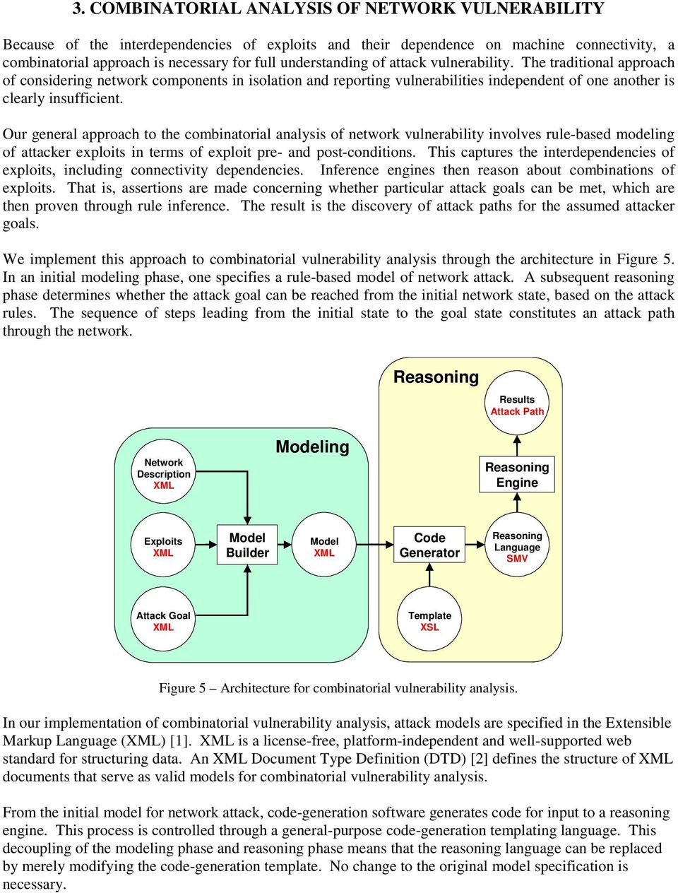 Combinatorial Analysis of Network Security - PDF