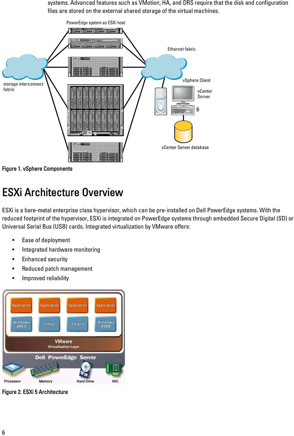 VMware vsphere 5 on Dell PowerEdge Systems Deployment Guide
