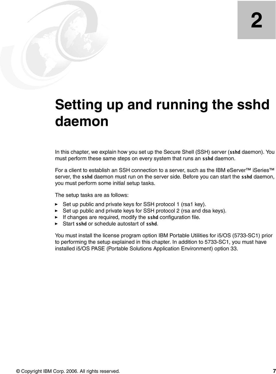 Redpaper  Securing Communications with OpenSSH on IBM i5/os