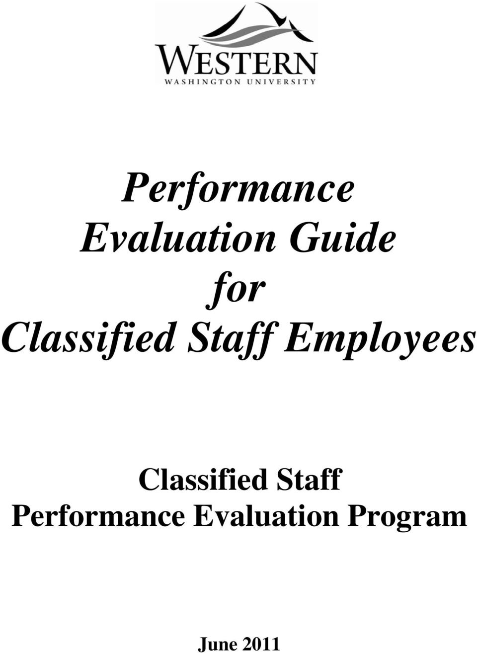 Employees Classified Staff