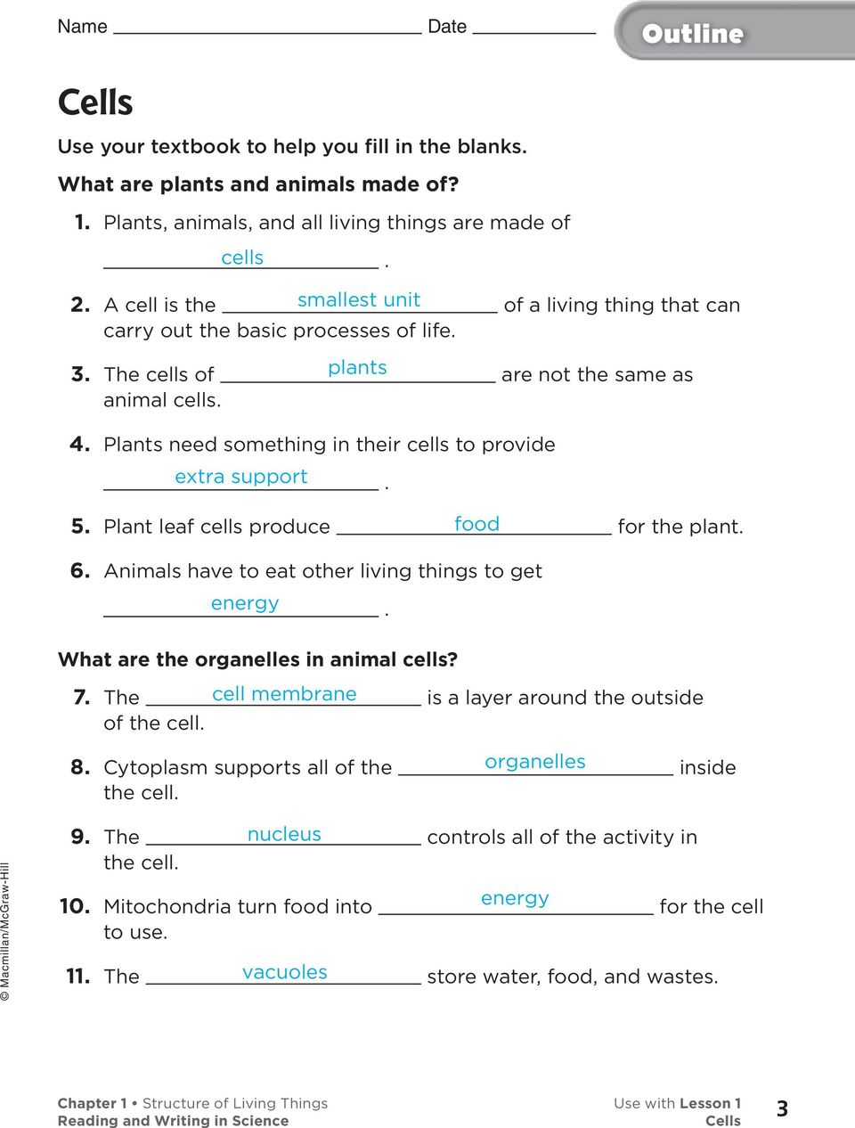 list 3 ways that living creatures use carbohydrates