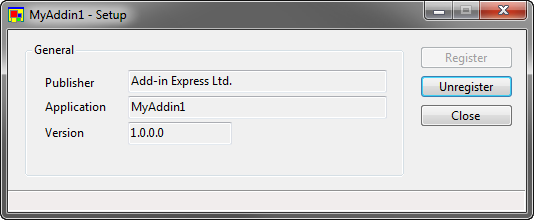 Add-in Express for Microsoft Office and net - PDF