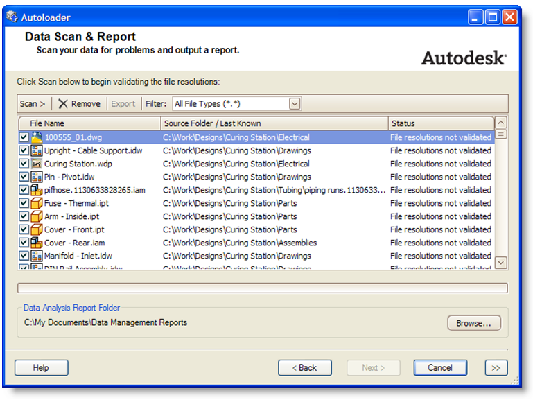 Best Practices for Loading Autodesk Inventor Data into