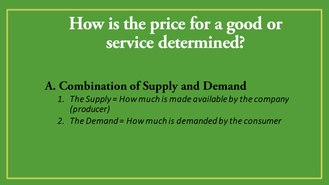 Supply And Demand Answer Each Question With A Complete Sentence On