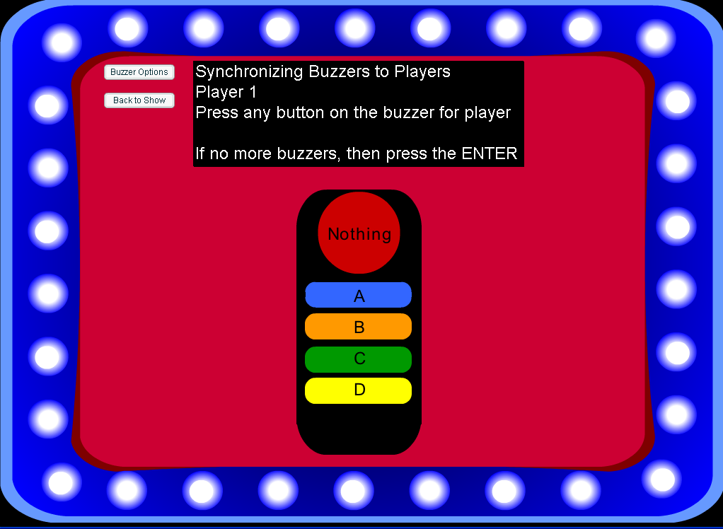 How to Use PlayStation BUZZ! buzzers with Game Show Presenter