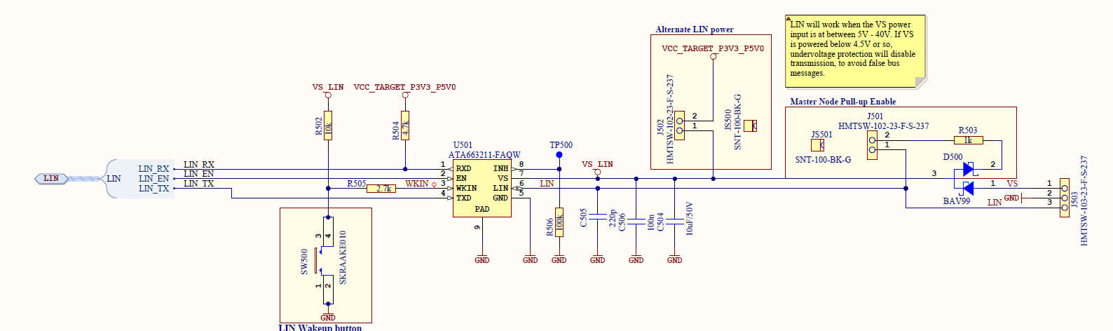 APPLICATION NOTE  AT6490: Using LIN on SAMC Microcontroller  SMART