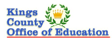 Kings County Office Of Education Pdf Free Download