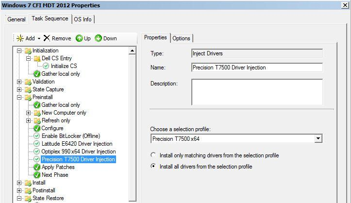 Integrating Microsoft Deployment Toolkit 2012 (MDT 2012) in