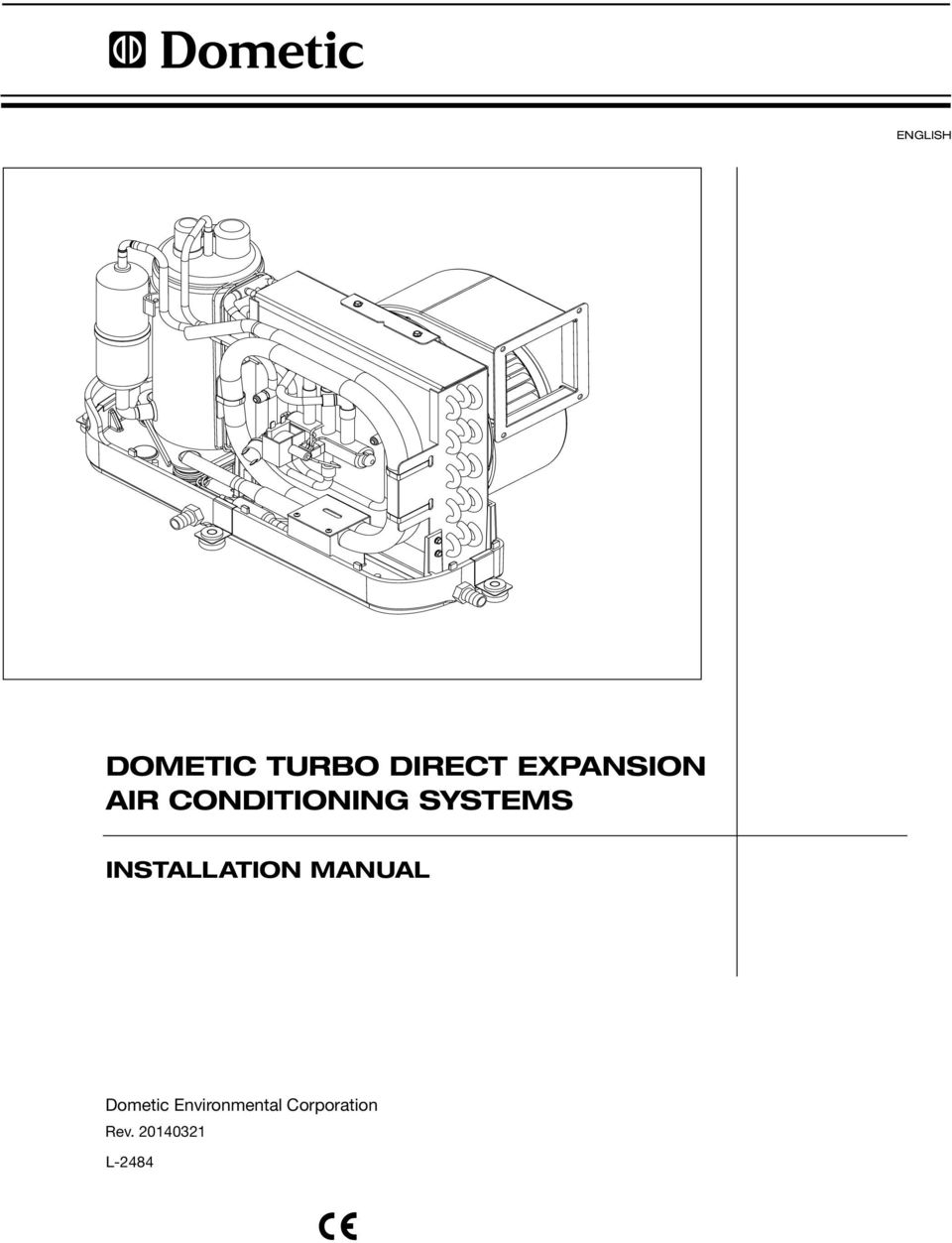 Dometic turbo Direct expansion - PDF
