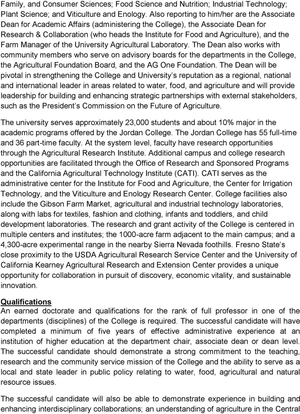 and the Farm Manager of the University Agricultural Laboratory.