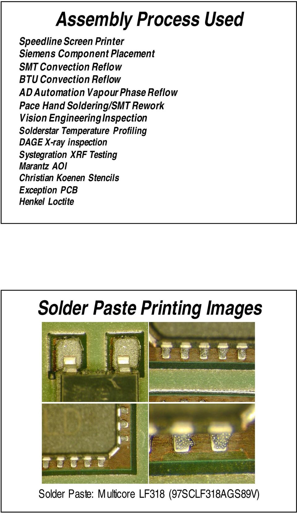 Assembly of Flexible Circuits with Lead-Free Solder Alloy - PDF
