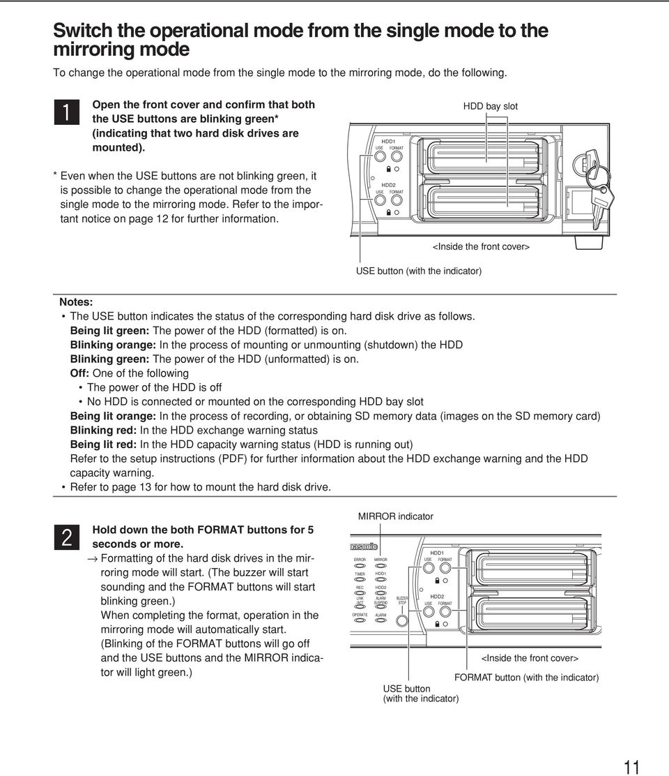 Network Disk Recorder WJ-ND200 - PDF
