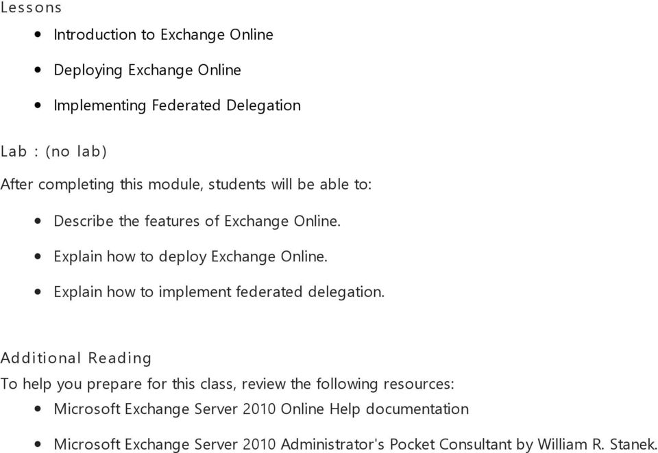 Explain how to implement federated delegation.