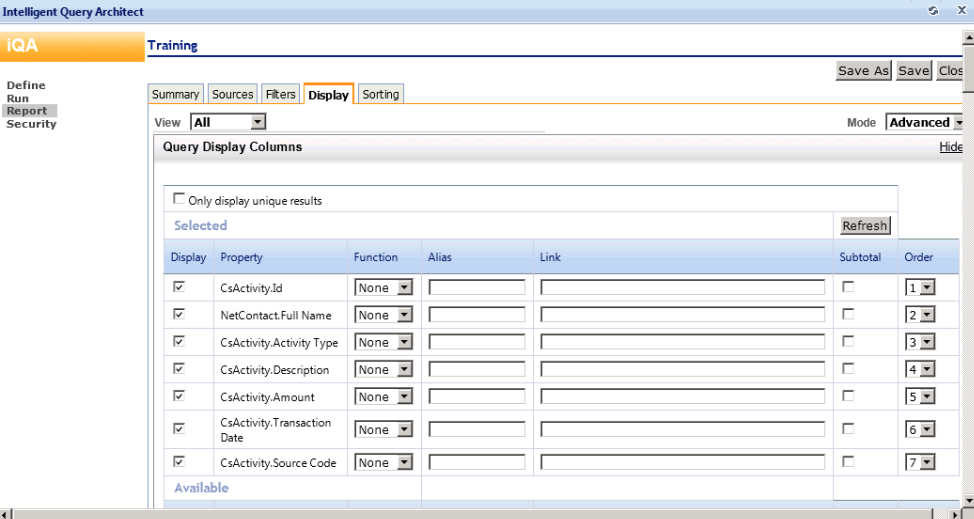 SSRS/IQA/Rise Training Series Module 4 Using SSRS with imis