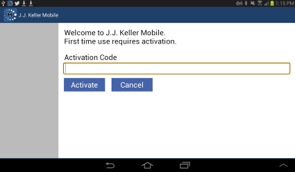 Configuration & Installation Guide - Android Device - PDF