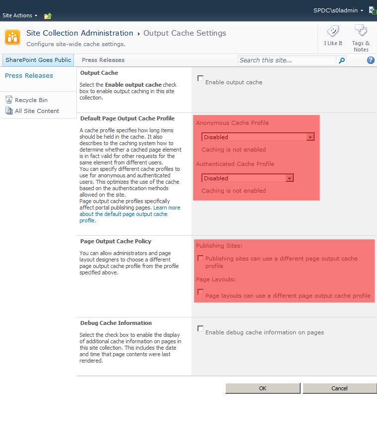Caching-In for SharePoint Performance  Presented By: Sean
