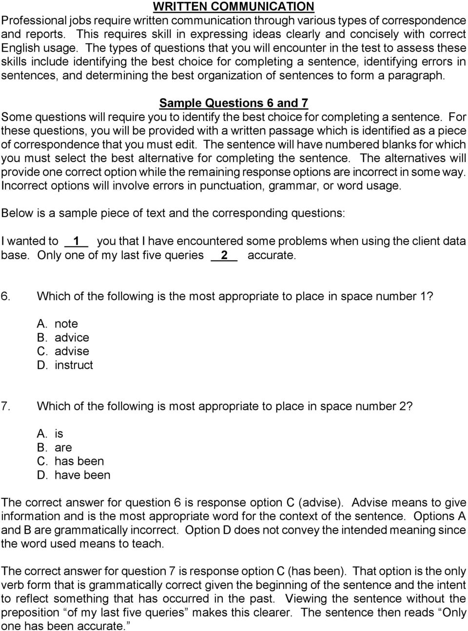 sample questions for series 8100 professional level exam ple pdf rh docplayer net Examples Study Guide Social Studies Study Guide
